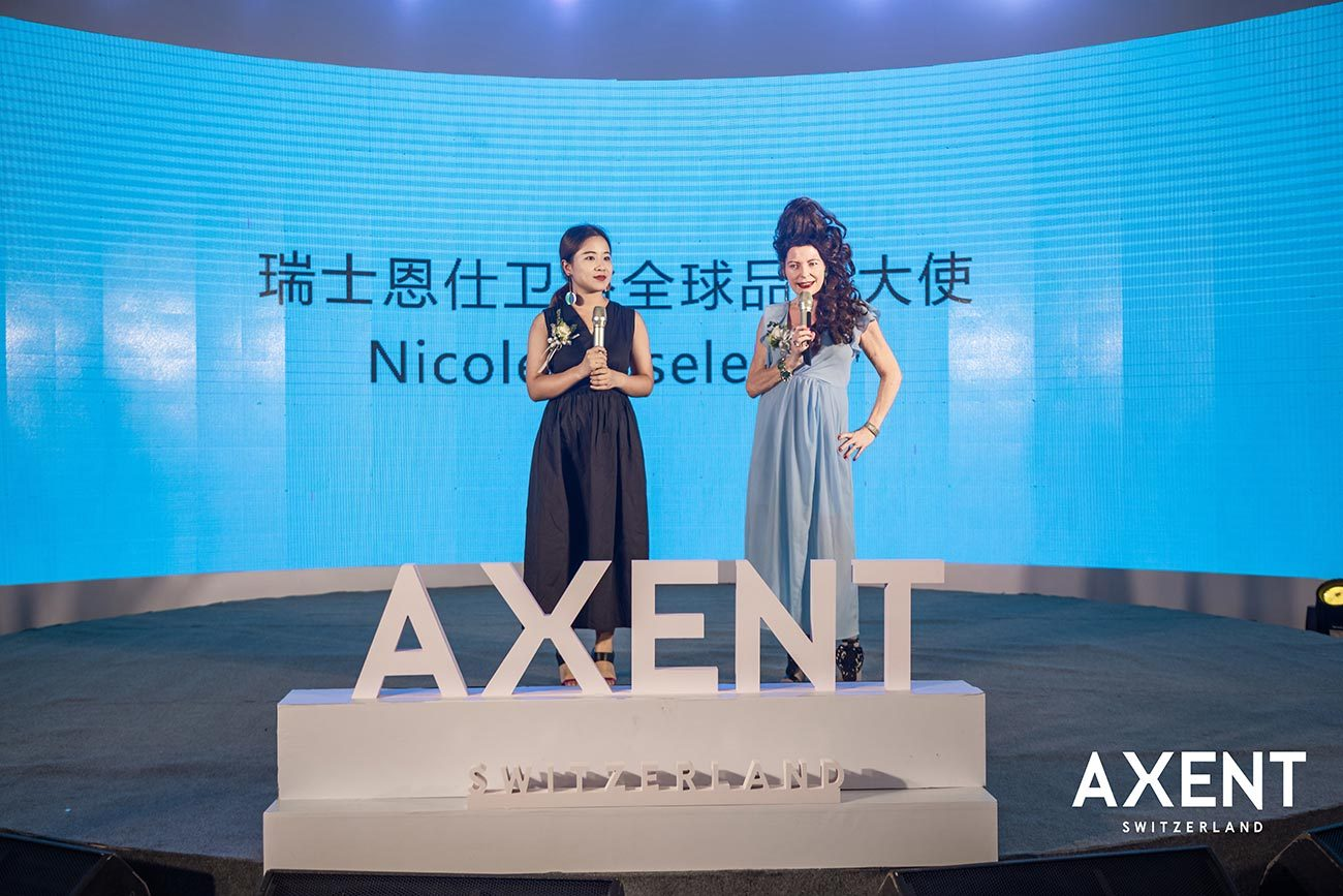 Nanchang showroom opening